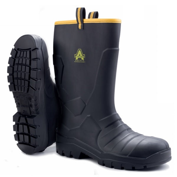 e7dbc8f0fd5 Amblers Safety AS1008 Safety Rigger Boots