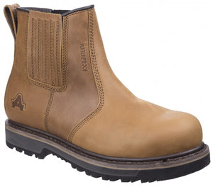 41675474b9516d Buy Amblers Safety AS232 Worton Safety Chelsea Boots Online ...