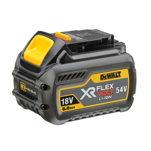 DeWalt DCB546 54V/18V XR Flex Volt 6.0 Ah Battery