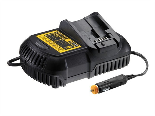 DeWalt DCB119 XR Li-Ion Multi Voltage Car Charger (10.8V to 18V)