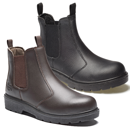 Dickies FA23345 Contract Dealer Safety Boot