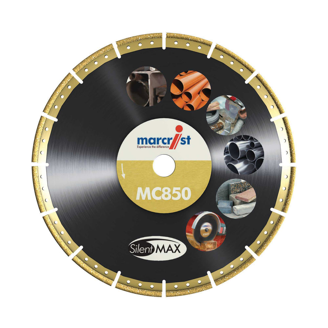 Marcrist MC850 300mm x 20mm SilentMax Multi Cut Blade