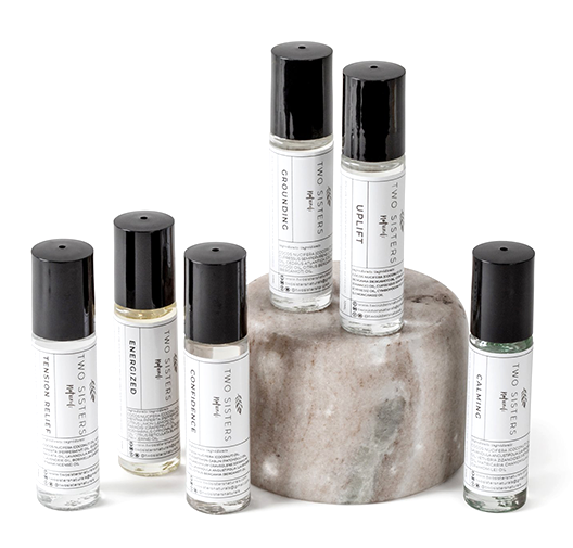 6-PACK AROMATHERAPY ROLLER BUNDLE
