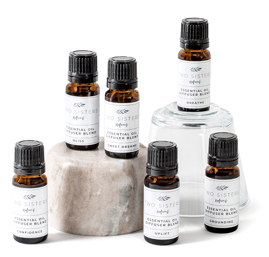 6-PACK ESSENTIAL OIL DIFFUSER BUNDLE