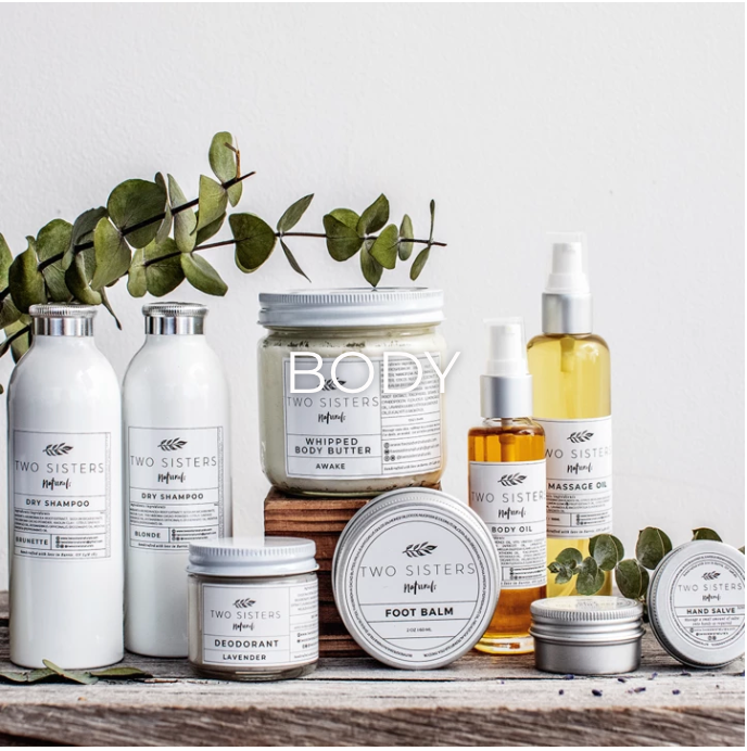 Shop our BODY Product Collection