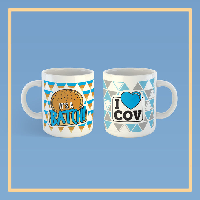 Expanding the range with our Coventry mugs