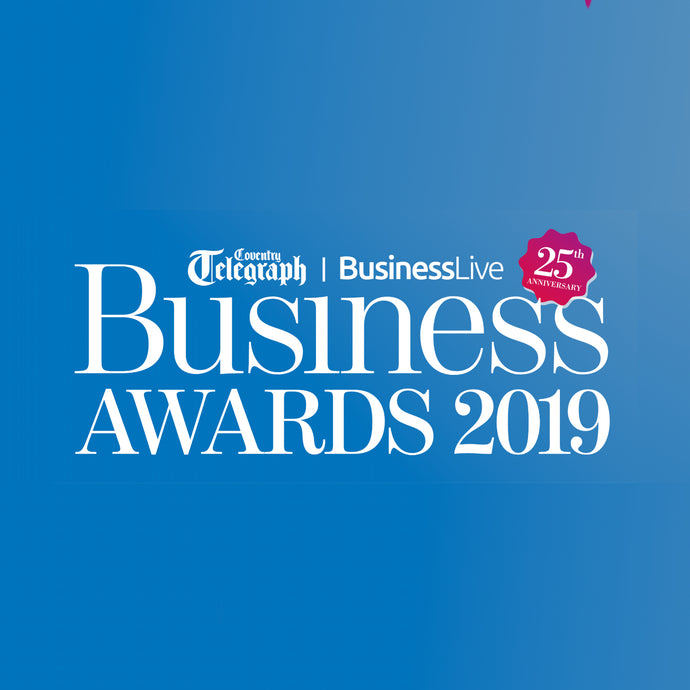 A nomination in the Coventry Telegraph Business Awards!