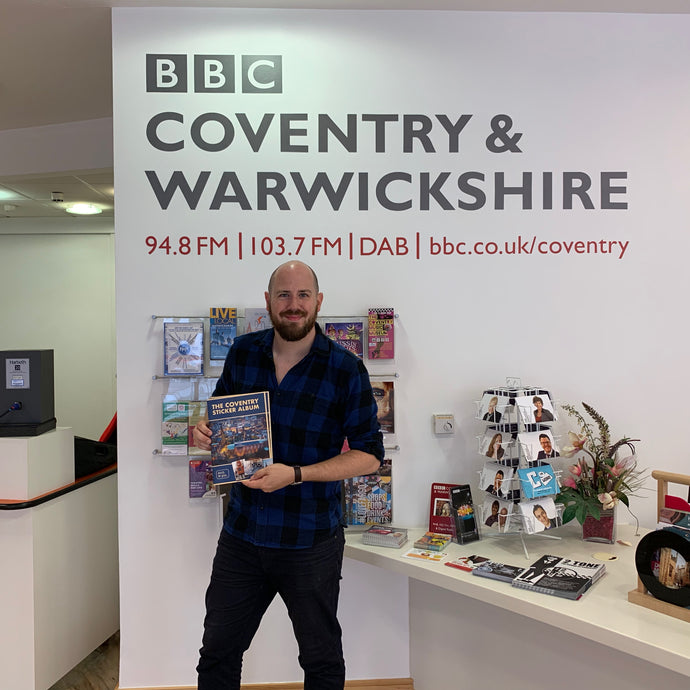 Our interview with Vic Minett and BBC Cov & Warks