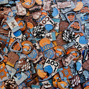 Coventry Pin Badge jigsaw