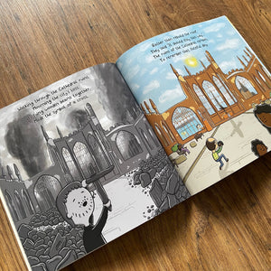 Coventry: The Phoenix City children's book