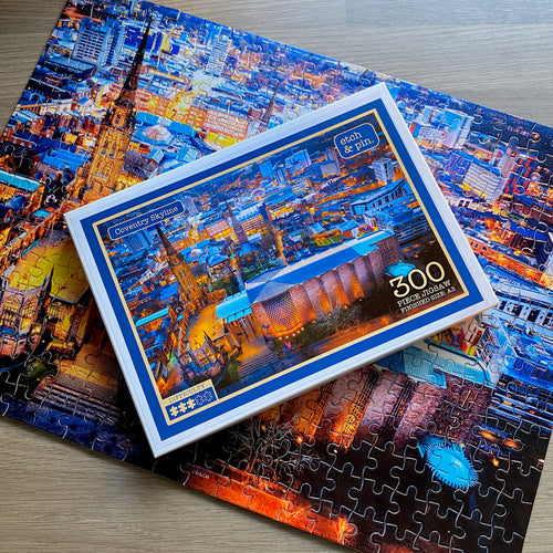 Coventry Skyline jigsaw