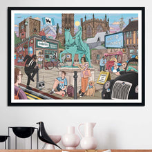 Load image into Gallery viewer, 'Our Coventry' art print