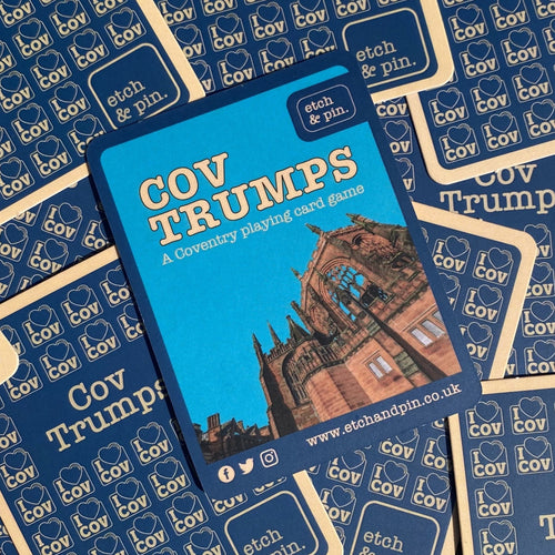 Cov Trumps card game