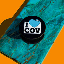 Load image into Gallery viewer, I LOVE COV CovGrip phone holder