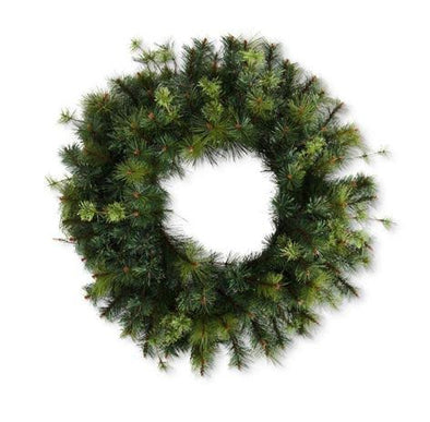 New Zealand Pine Wreath