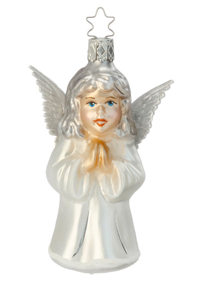Faithful One Ornament, 4,4""