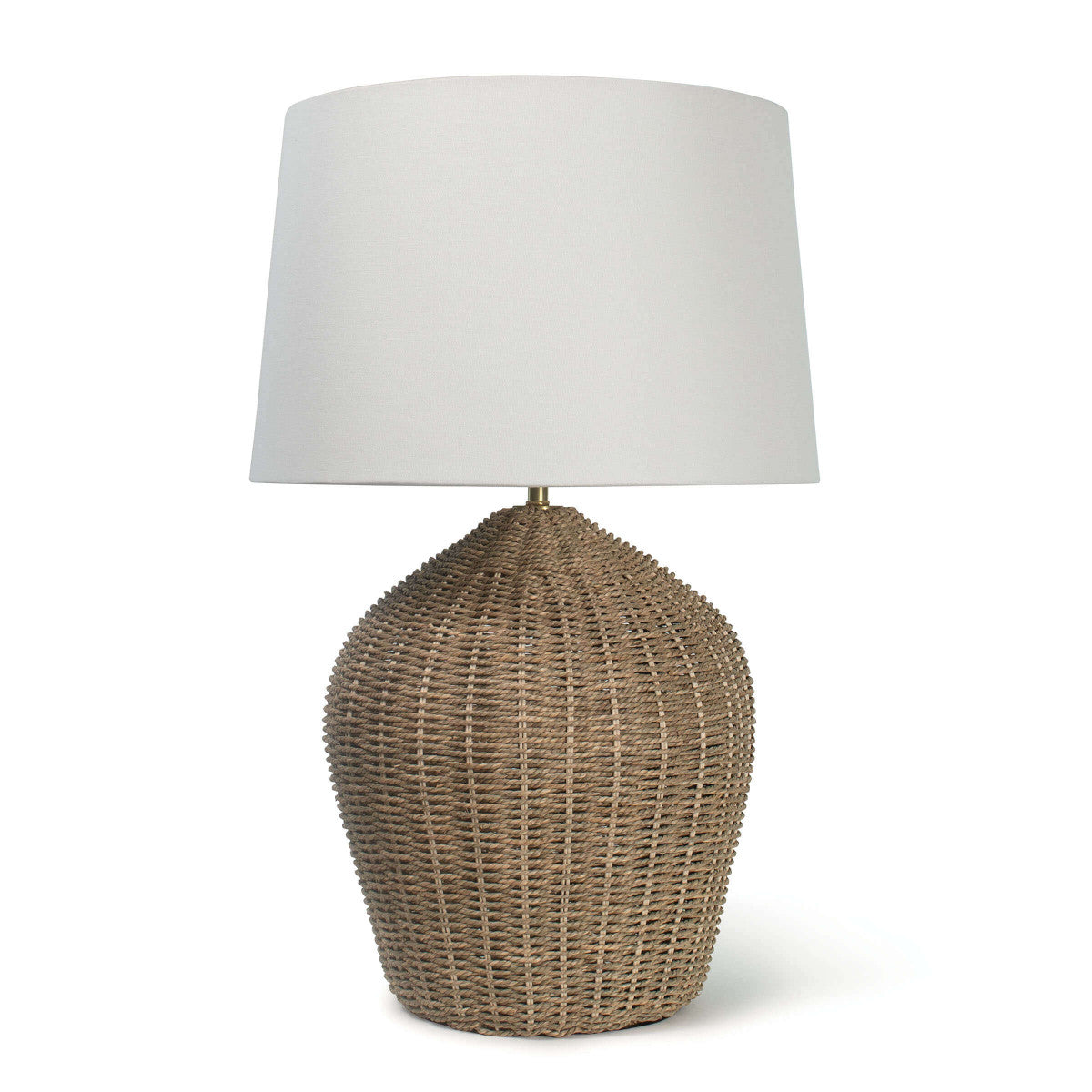 Natural Rattan Table Lamp