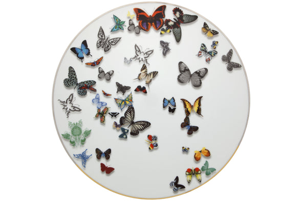 Christian Lacroix - Butterfly Parade Charger Plate, Set Of 4