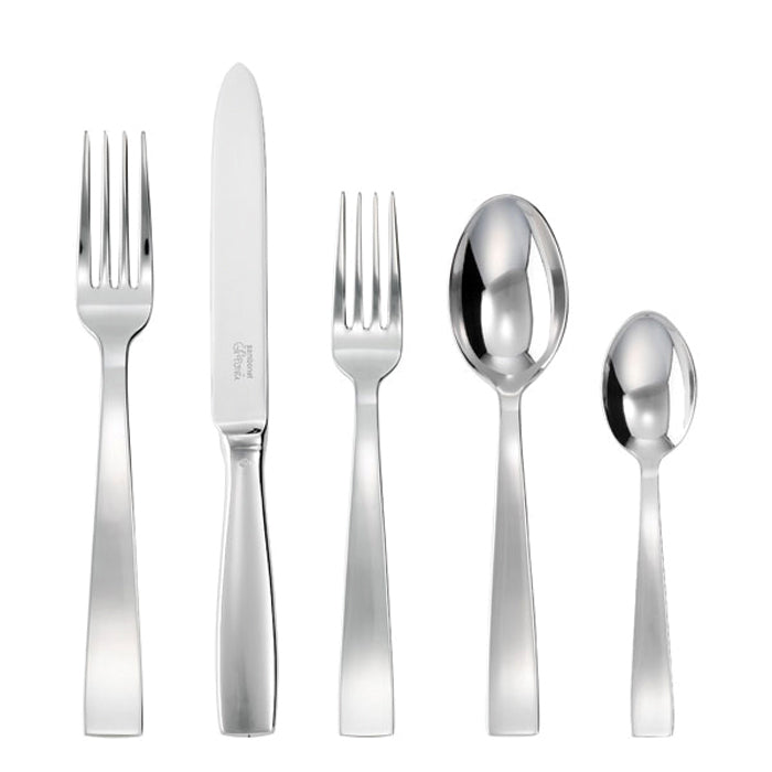 Gio Ponti Stainless Steel 5 pcs Place Setting
