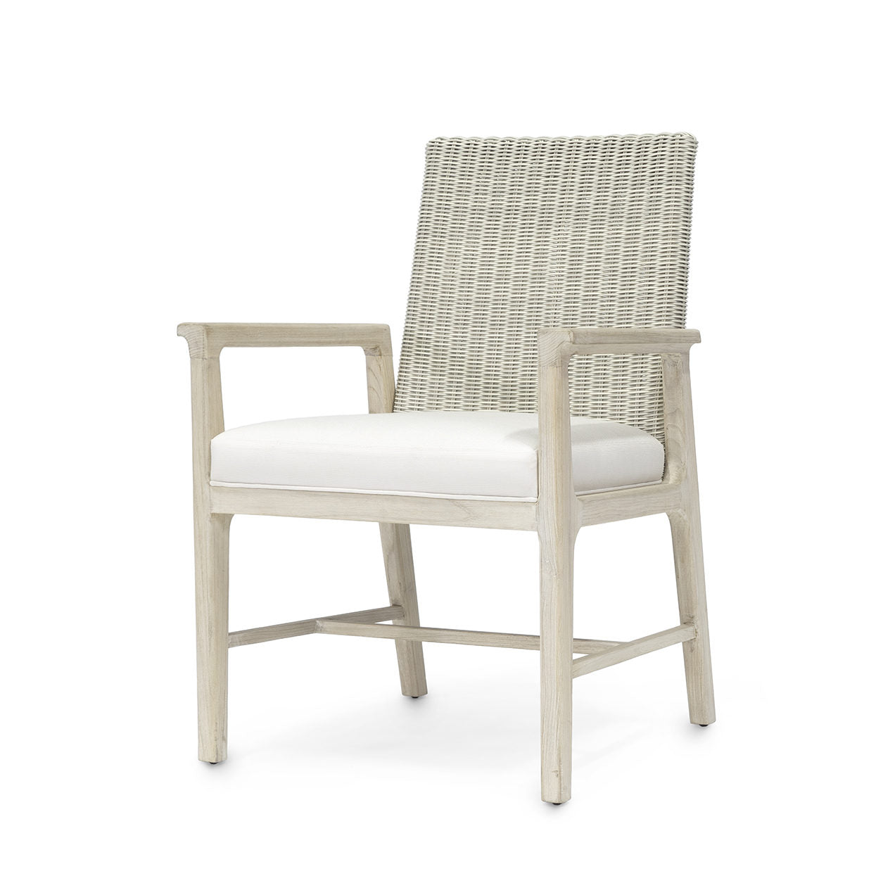 Dining - Wicker Arm Chair