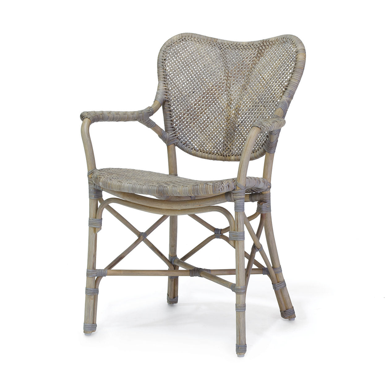 Dining - Woven Rattan Arm Chair