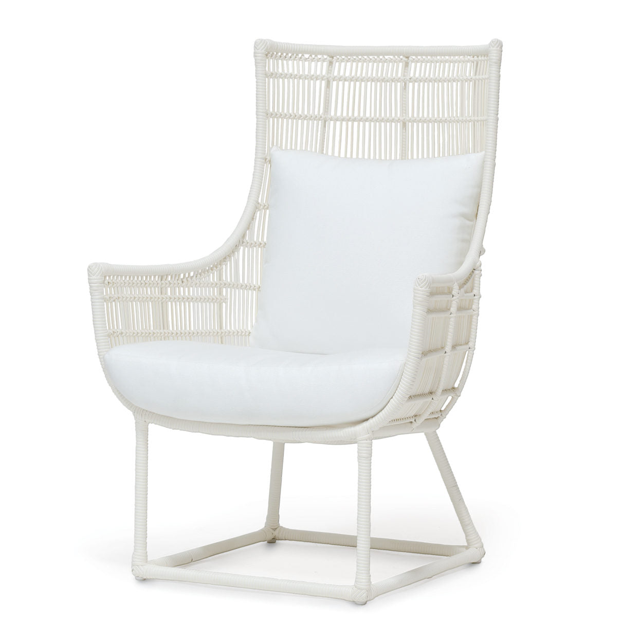 Outdoor Lounge Chair - Verona Cream