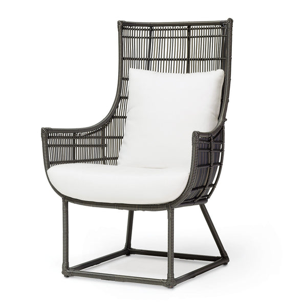 Outdoor Lounge Chair - Verona Espresso