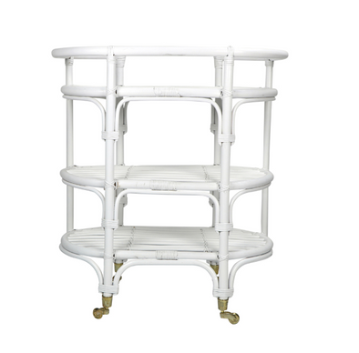 Priscilla Bar Cart
