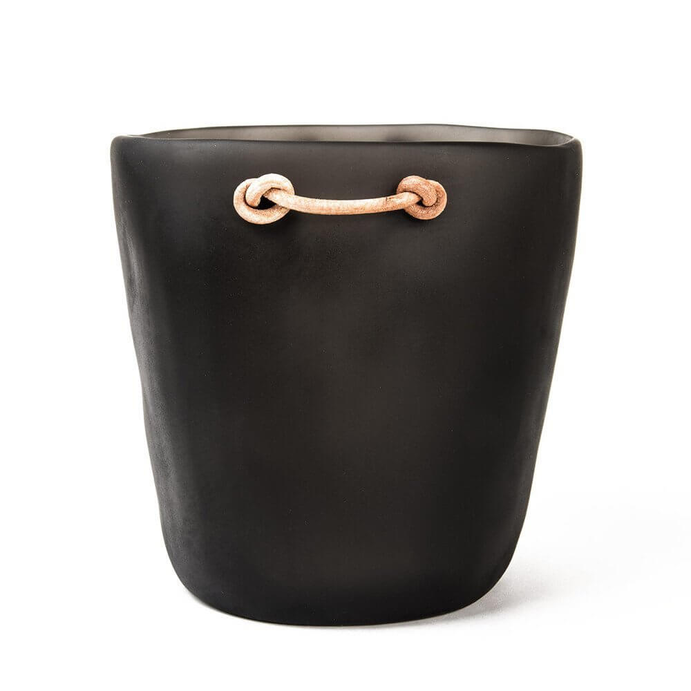 Tina Frey - Champagne Bucket in Black