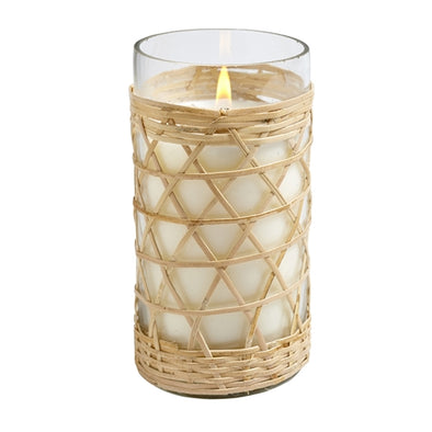 Salt & Sea Bamboo Candle