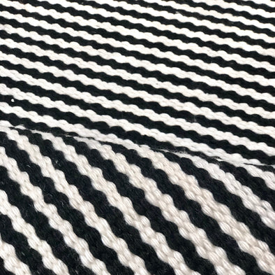 Rug • Indoor/Outdoor Rug - PET Cliff Black
