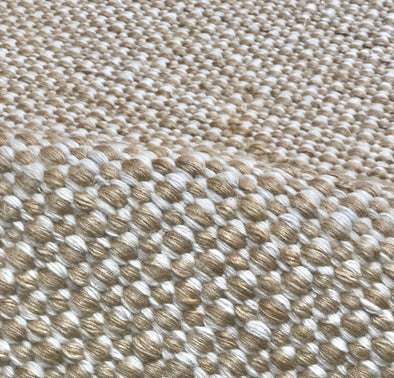 Rug • Indoor/Outdoor Rug - PET Jute Tonal Weave
