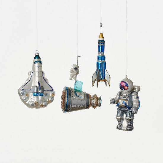 Space Ornament Assorted