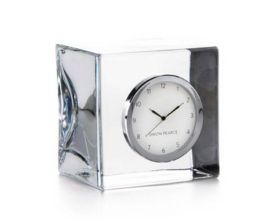 Simon Pearce • Woodbury Clock in Gift Box