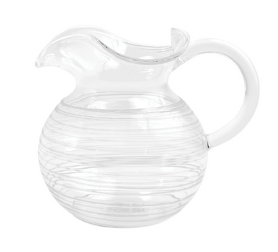 Vietri Swirl • Three-Spout Pitcher