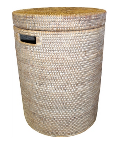 Round Small Hamper