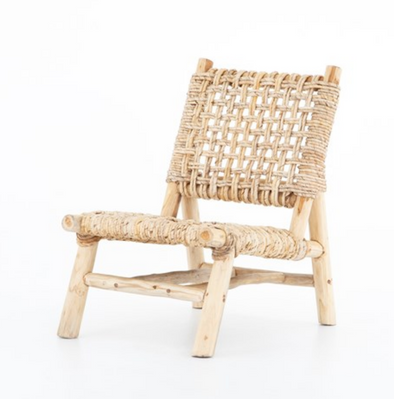 Thatcher Chair in Natural Teak
