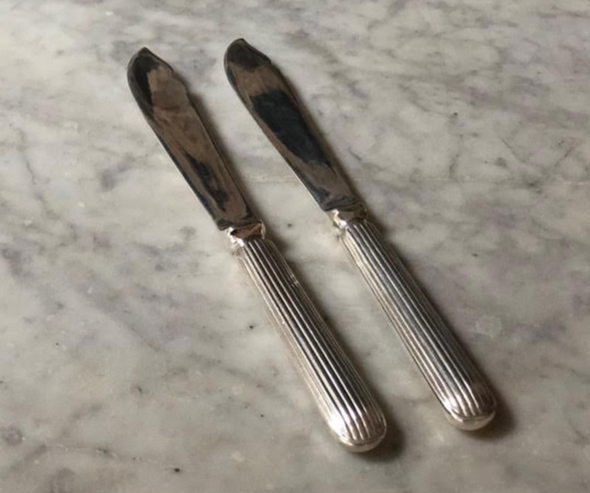 Hotel Silver • Hollow Handled Spreaders