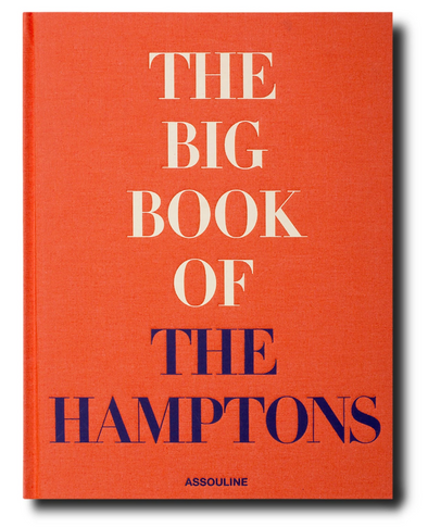 Assouline • The Big Book of the Hamptons
