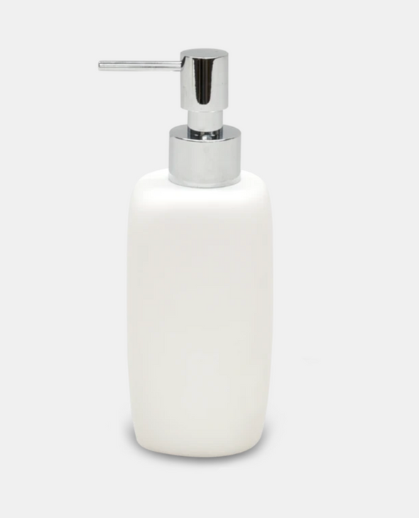 White Water Bath Soap Dispenser