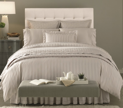 ULTRA • Elizabeth Lamont Private Label Bedding • White