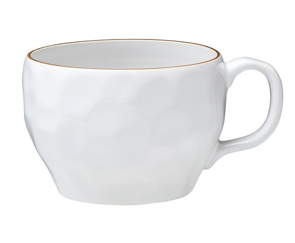Cantaria Breakfast Cup (White)