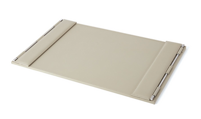 Flap Desk Blotter (Grey)