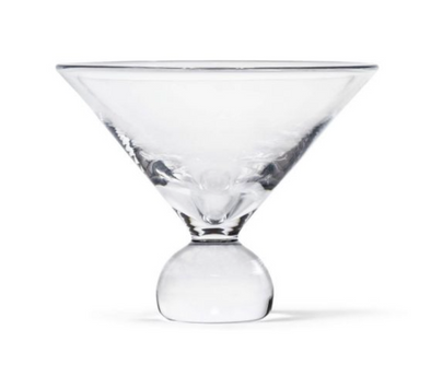 Simon Pearce Benson Martini Glass