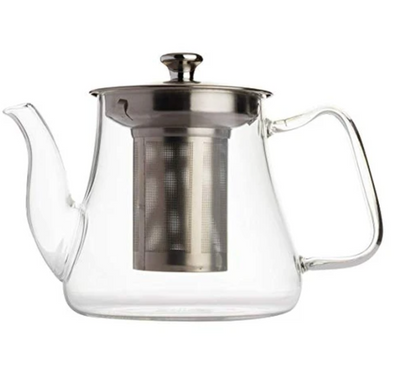 Radiance - Glass Tea Pot with Infuser for Loose Tea