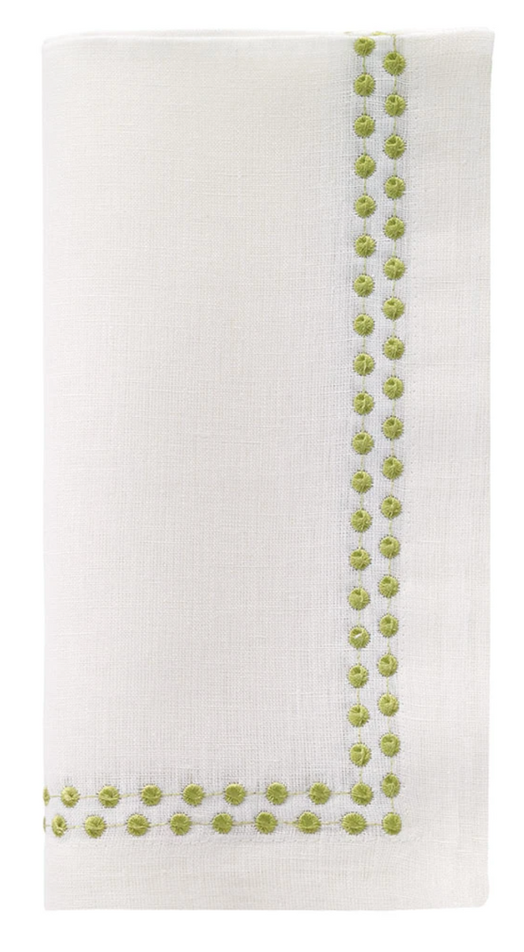 Pearls Napkin (Set of 4)