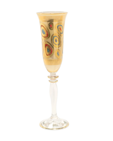 Regalia Cream Champagne Glass