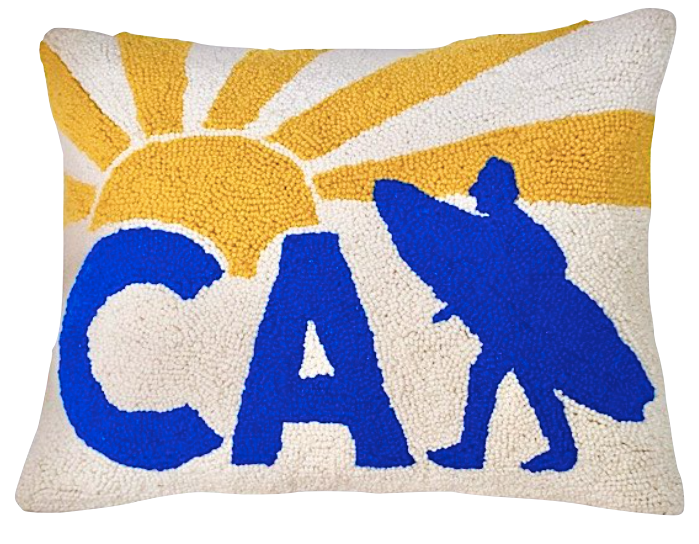 "Pillow ""California Surfer"""