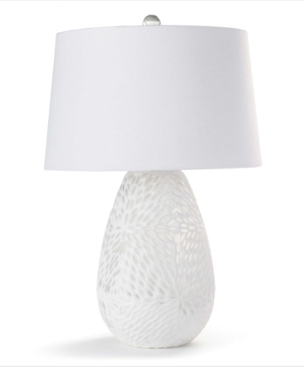 Chrysanthemum Table Lamp