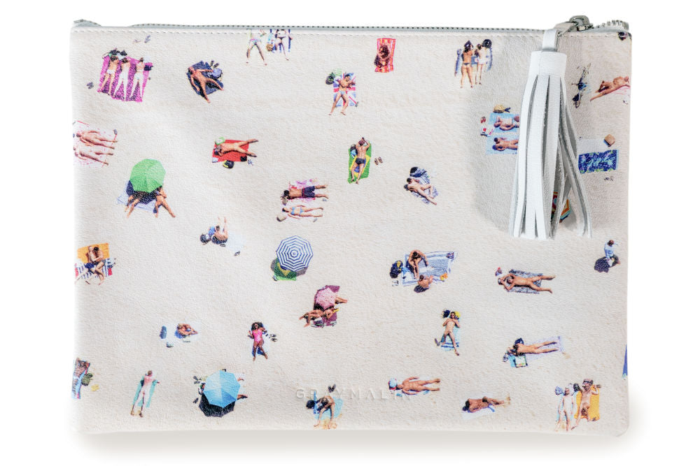The Nude Beach Pouch